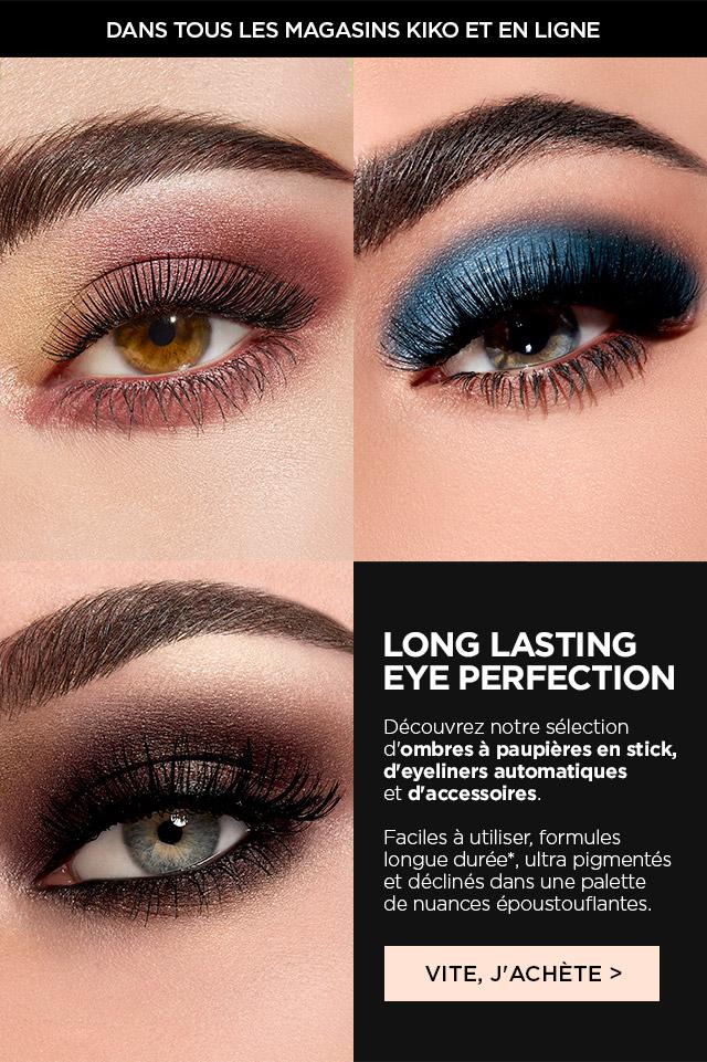 KIKO cosmetics - long lasting