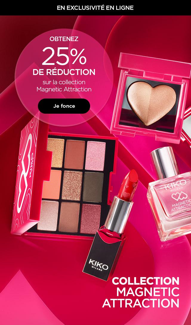 KIKO cosmetics - Valentines Day 2020